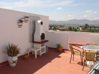2 bedroom apartment in Catral, with private roof terrace. (16)